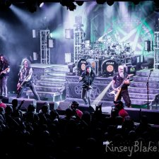 LIVE PHOTOS: ANTHRAX & KILLSWITCH ENGAGE BIRMINGHAM, ALABAMA