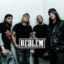 "BEDLEM — Feat. Paul Wandtke (ex Trivium) — Releases New Single, ""Epidemic,"" off of Upcoming Debut LP, 'Back to Bedlem'"