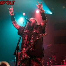 CONCERT PHOTOS and INTERVIEW: CAVALERA CONSPIRACY