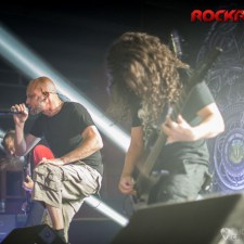 LIVE SHOW REVIEW: MESHUGGAH & BETWEEN THE BURIED AND ME