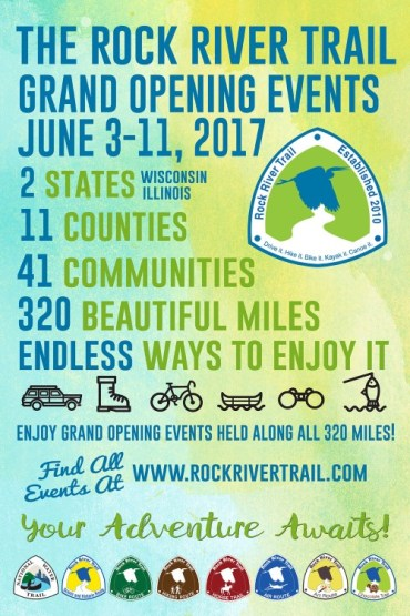 Rock River Trail Grand Opening