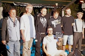 Zespół Too Black Project z Jury