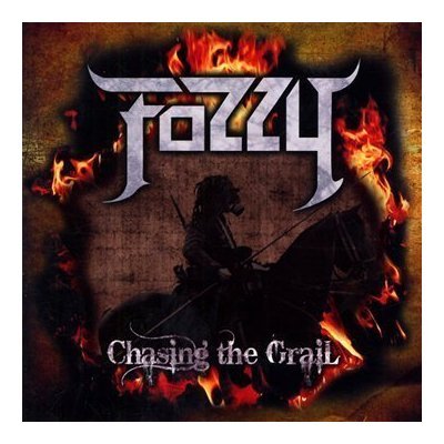 Fozzy - Chasing The Grail Album Cover