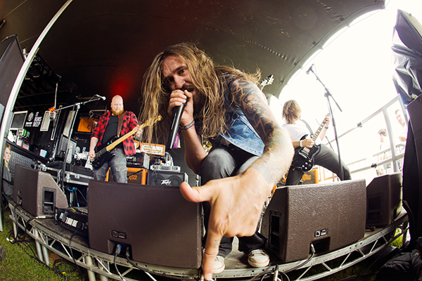 Massive Wagons 2, Bloodstock Open Air 2014 by Tess Donohoe