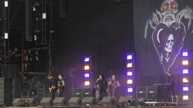 Creeper Download Festival 2017