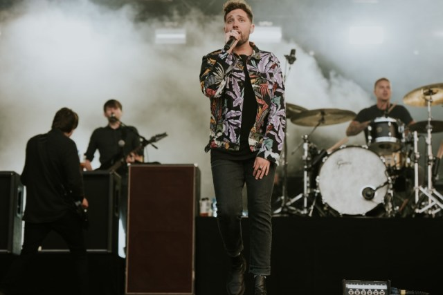 You Me At Six, Download Festival 2018 by Jennifer McCord
