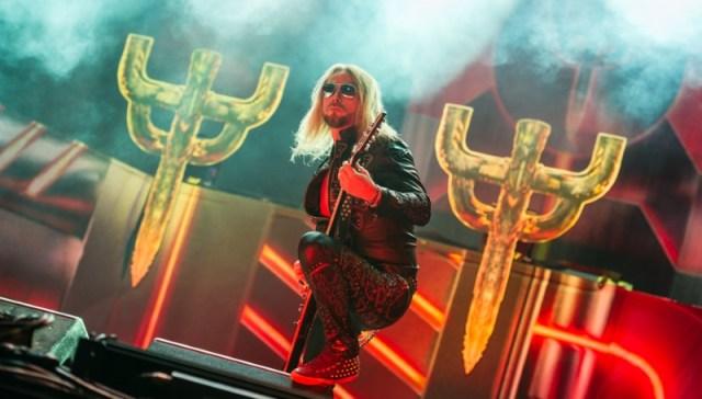 Judas Priest Richie Faulkner Bloodstock Open Air 2018 Katya Ogrin