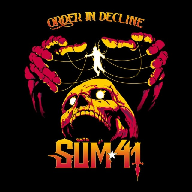 Sum 41 - Order In Decline Album Artwork