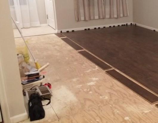 pergo flooring update