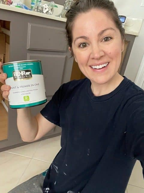 how to paint cabinets, green paint ideas