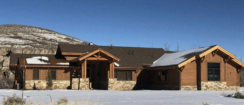 Victory Ranch Kamas Roof