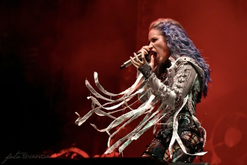 Arch Enemy - Alissa White-Gluz