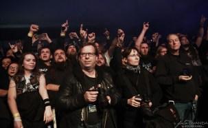 Fans na festivalu