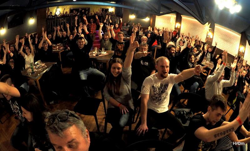 Miloš Meier - Drumming Syndrome Fans
