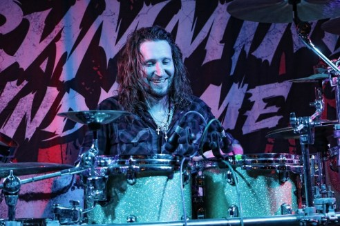 Miloš Meier_ Drumming Syndrome