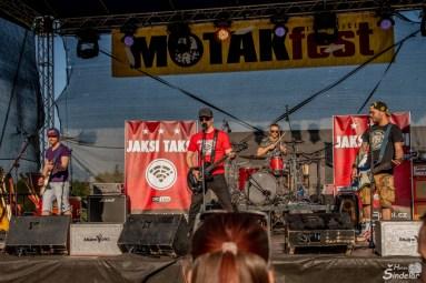 Jaksi Taksi, Motákfest 2019