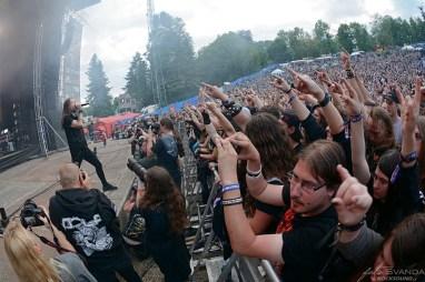 Hammerfall, Metalfest Plzeň 2019