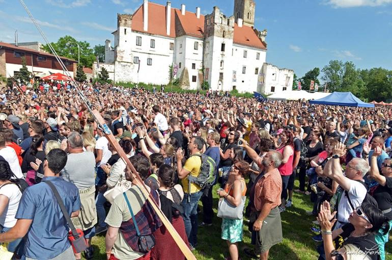 Slavnosti břeclavského piva 2019, fans