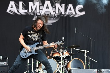 Almanac, Victor Smolski, Metalfest 2019