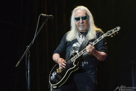 Uriah Heep, Mick Box, Masters of Rock 2019