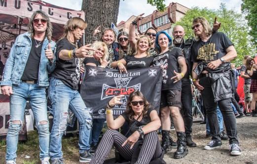 Magmafest Písek 2019, fans, Dogaclan