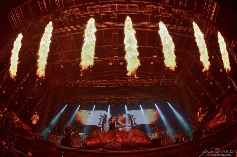 Masters of Rock 2019, Within Temptation