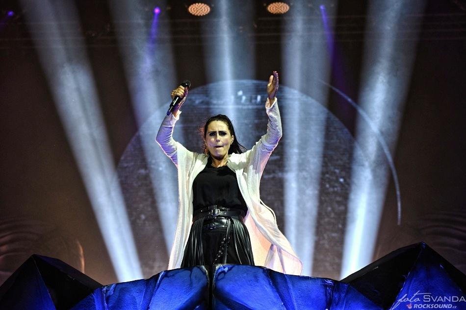 Masters of Rock 2019, Within Temptation, Sharon den Adel