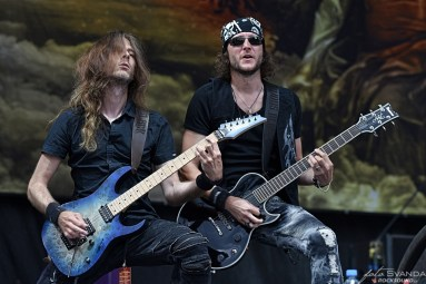 Masters of Rock 2019, Serious Black