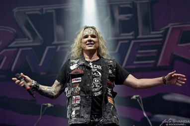 Masters of Rock 2019, Steel Panther, Michael Starr