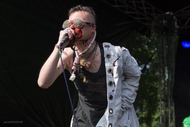 Isacarrum, MetalGate Czech Death Fest 2019