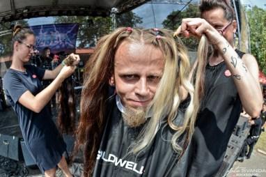 The Legends Rockfest Hořice, Nadační fond Daruj vlasy