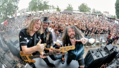Limetall, The Legends Rock Fest Hořice 2019