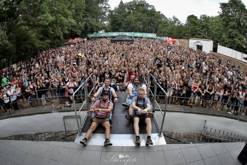 Rockfest Dačice 2019, Trautenberk