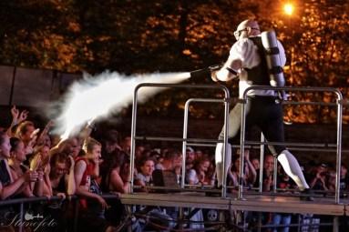 Rockfest Dačice 2019, Walda Gang