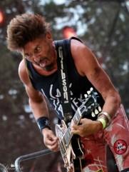 Rockfest Dačice 2019, Visací zámek