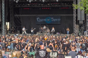 Rock Heart 2019, Chains of Sanity