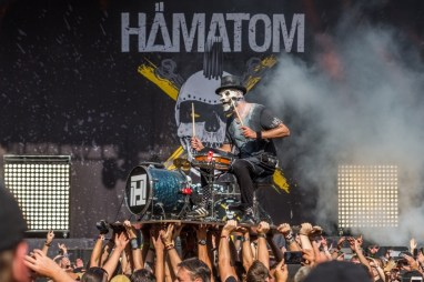 Rock Heart 2019, Hämatom