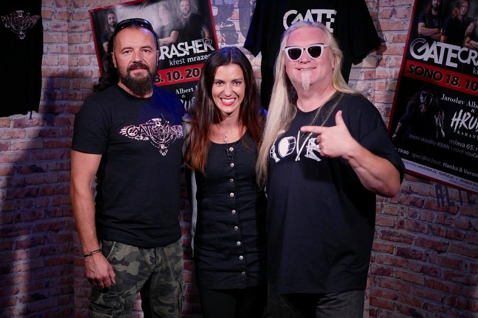 GATE Crasher, TV Rockparáda