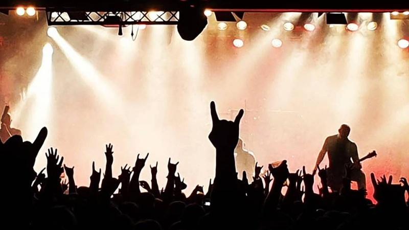 Koncert Mayhem