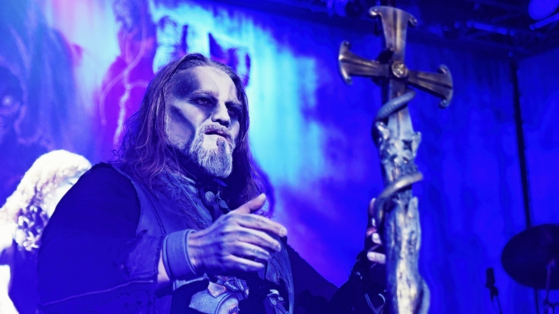 Attila Dorn, Powerwolf