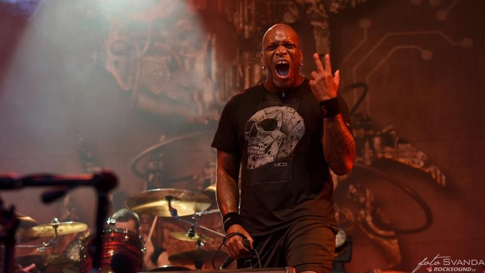 Derrick Green, Sepultura