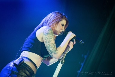 Delain, Charlotte Wessels