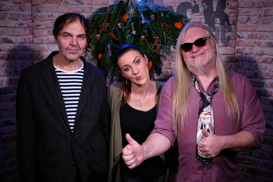 TV Rockparáda, GENDER QUESTION.FUZZY2102