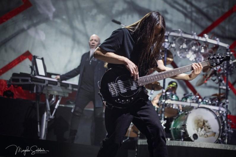 Dream Theater, John Myung, Jordan Rudess, Praha 2020