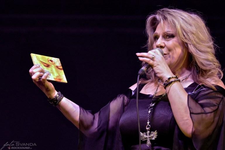 Lucie Roubíčková, křest CD Bastard, Havlíčkův Brod 2020