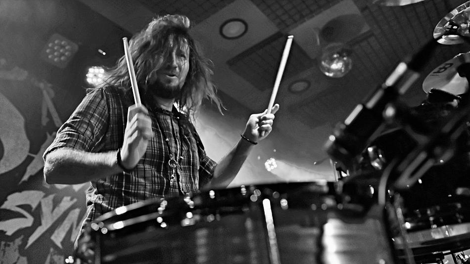 Miloš Meier, Drumming Syndrome, Brno