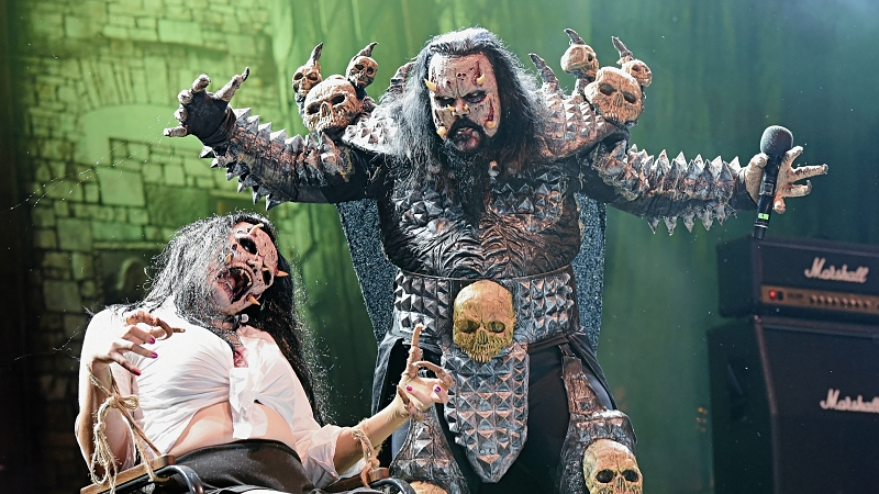 Lordi, Mr Lordi