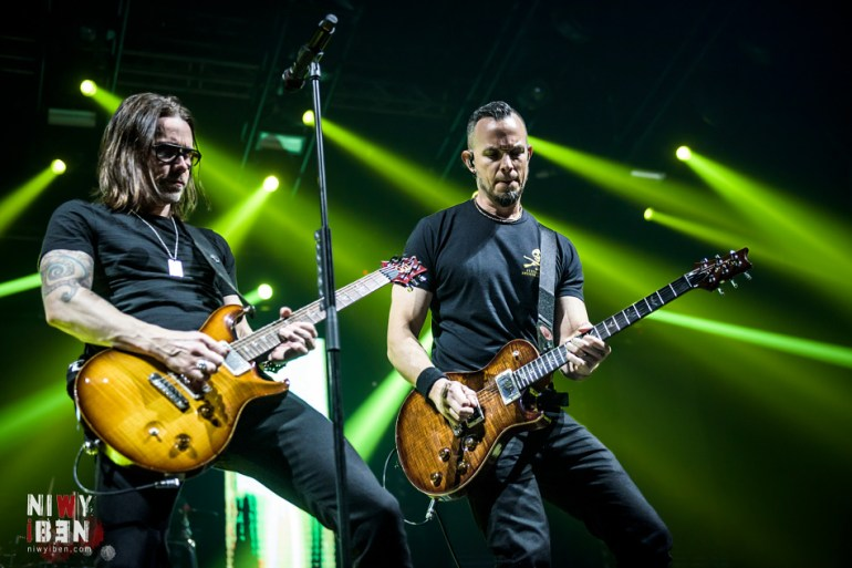 Alter Bridge, Mark Tremonti, Myles Kennedy