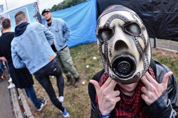 Fans na Masters of Rock 2019