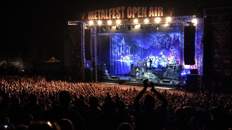 Metalfest, Lochotín, Plzeň
